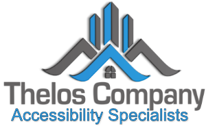 The Thelos Company Logo